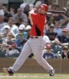 Reigning National League MVP Joey Votto helped the Billings Mustangs to the 2003 Pioneer League championship