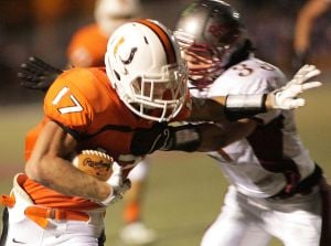 Senior stuns No. 2 Helena, 33-14