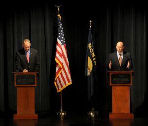 Montana Congressional Debate