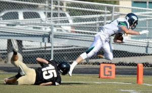 Highly rated Glacier hands West a 31-7 loss in opener