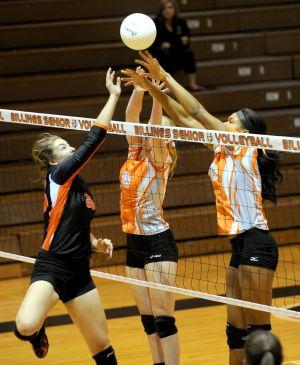 Volleyball: Billings Senior vs. Casper Natrona