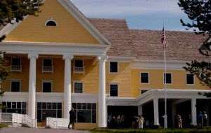 Yellowstone Lake Hotel reopens after $28.5M renovation