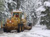 Yellowstone plowing