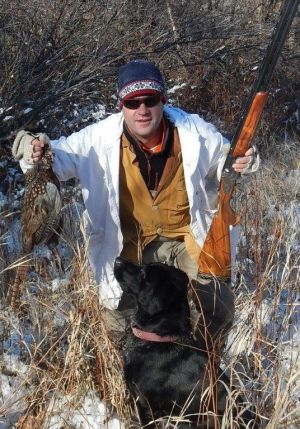 Wyoming outdoors: Here comes Trouble for pheasant, ducks