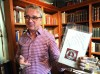 Thomas Minckler, a collector of Montana books
