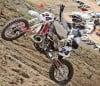 Jeremy Harrington loses his ride