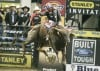 Meier has lead heading into final round of PBR