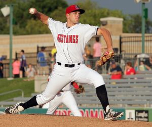 Moran, Mustangs ready for championship series