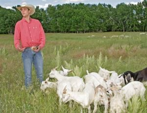 RMC student uses class to boost his livestock business