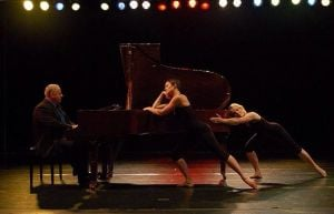 Pianist teams up with dancers for unique production