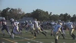 Prep football recap - August 28, 2009