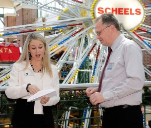 Scheels donates $333K to YMCA