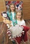 Billings Girl Scouts give gift of warmth