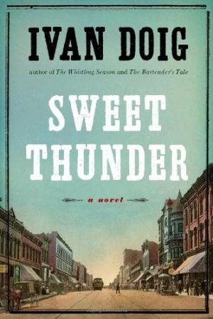 'Sweet Thunder' not Doig's best work, but still enjoyable