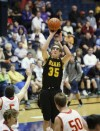 West storms into semis