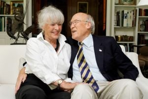 60-year marriage: 'You must keep communicating'