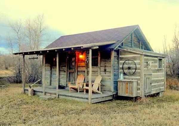 Sale Of Fixed Up Former Yellowstone Soldier Cabin Attracts