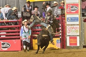 Hill returns to NFR after 10-year absence