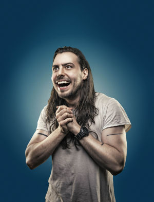 Multifaceted Andrew W.K. coming to the Carlin next month