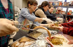 St. Vincent de Paul serves up holiday meals for Billings' needy, homeless