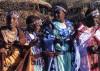 Kenyan Masai women