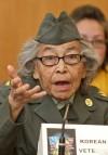 Korean War veteran Carol Redcherries