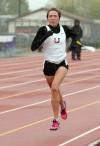 Senior's Danielle Aragon won 1600