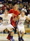 Tres Tinkle staying at Hellgate for senior year