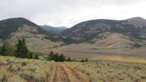 Easement guarantees access to public lands