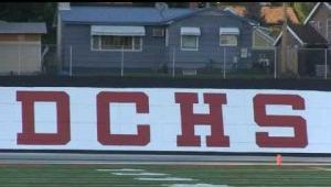 Glendive christens new football field