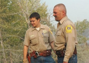 Wardens save bears from fire montana news for Wyoming game and fish jobs