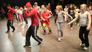 Project Hip Hop pairs Billings, Laurel students with professional dancers