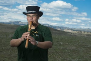 Northern Cheyenne flute maker to be honored Friday in Helena