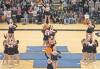 Senior cheerleaders return from Florida with high honors