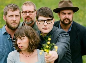 Off the charts: The Decemberists make a change with their new album