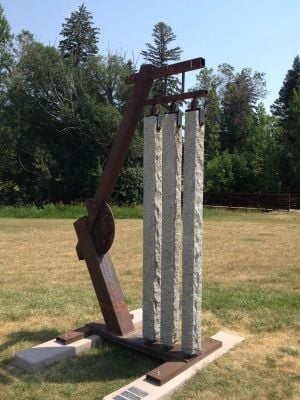 Hitting the Road: Bozeman Sculpture Park