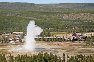 Swarm of earthquakes detected in Yellowstone Park