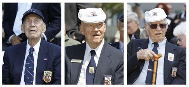1 of 4 remaining World War II Doolittle Raiders dies at 94