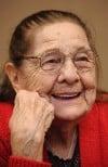 Fort Belknap woman honored as longest-serving member of St. Vincent Foster Grandparent Program