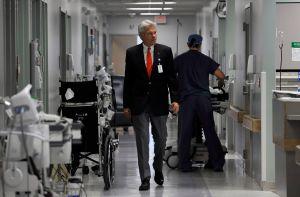 Irion announces retirement from St. Vincent Healthcare Foundation