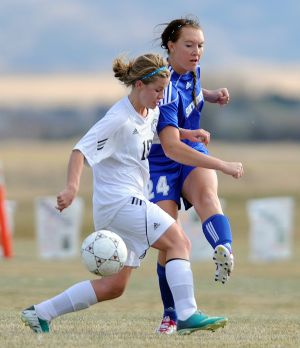 Friday photos from State AA soccer in Helena