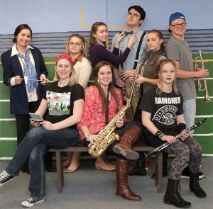 Central produces 'Band Geeks' March 20-21 at Losekamp