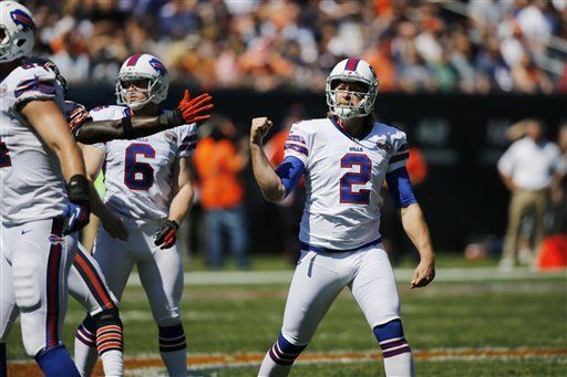 Grizzlies in the NFL: Carpenter nails winning kick in OT for Bills