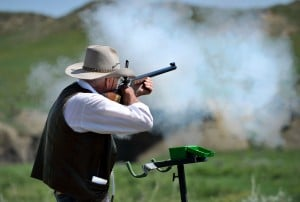 Nature sways who wins buffalo rifle match