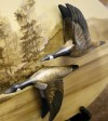 Ron Marker's Canada geese
