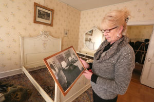 Refurnishing Molly's room: Furniture used by Daly daughter finds its way back to the mansion