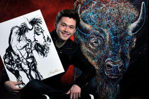 Chance Robinson, artist