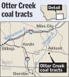 Groups say benefits from proposed Otter Creek coal mine overstated