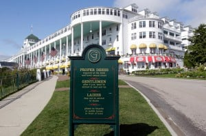 Mackinac Island offers Victorian charm in modern era