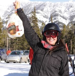 Turkey for a Ticket Dec. 12 at Big Sky